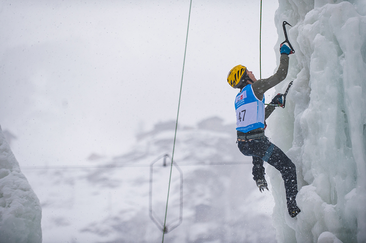 2017 UIAA Ice Climbing