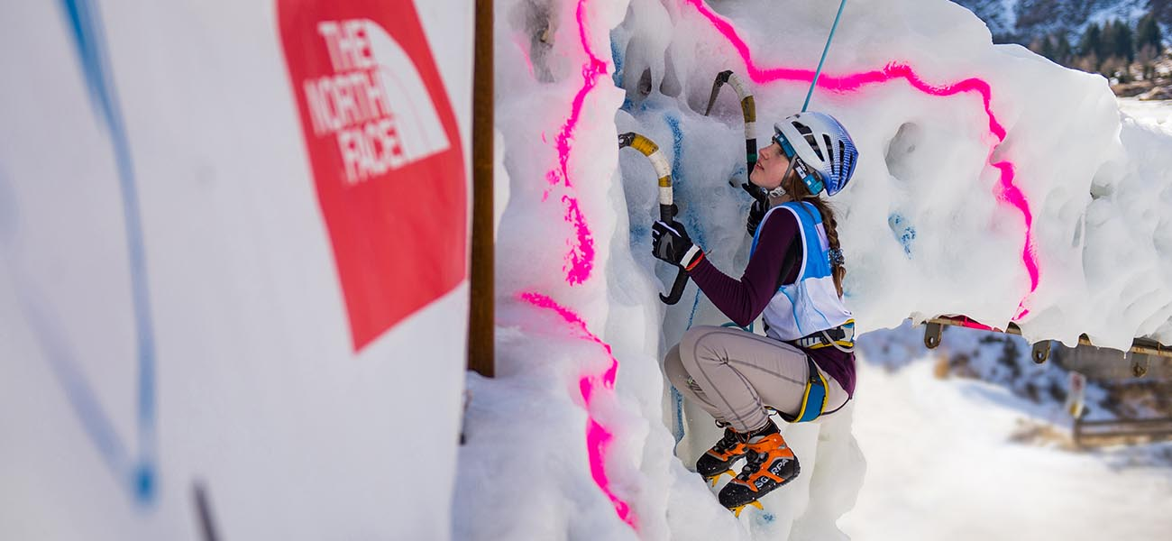 About the UIAA Ice Climbing