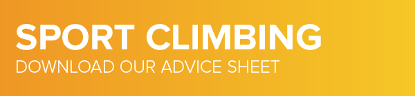 Sport Climbing Advice Sheet