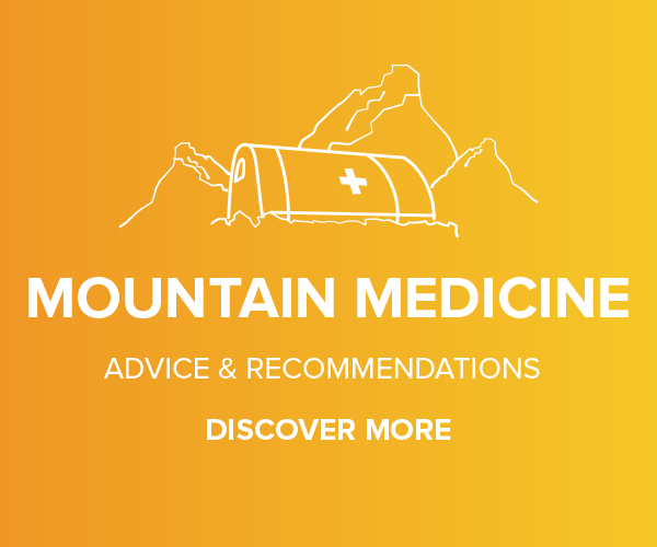 Mountain Medicine Advice & Recommendations