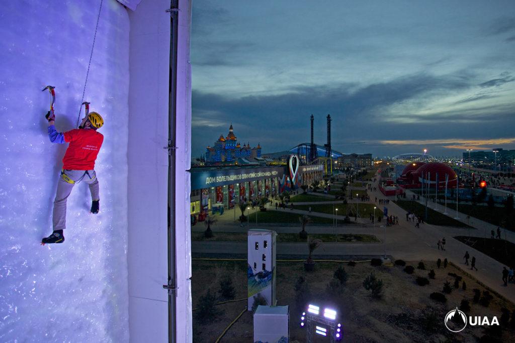 Frits Vrijlandt in Sochi