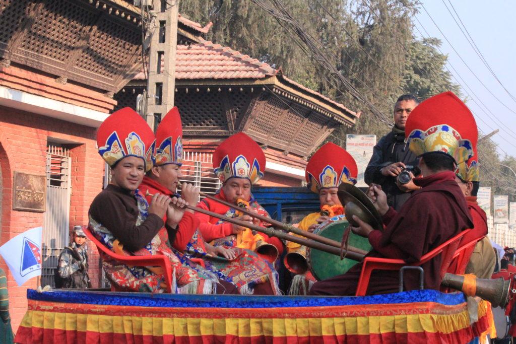 NMA celebrations Kathmandu
