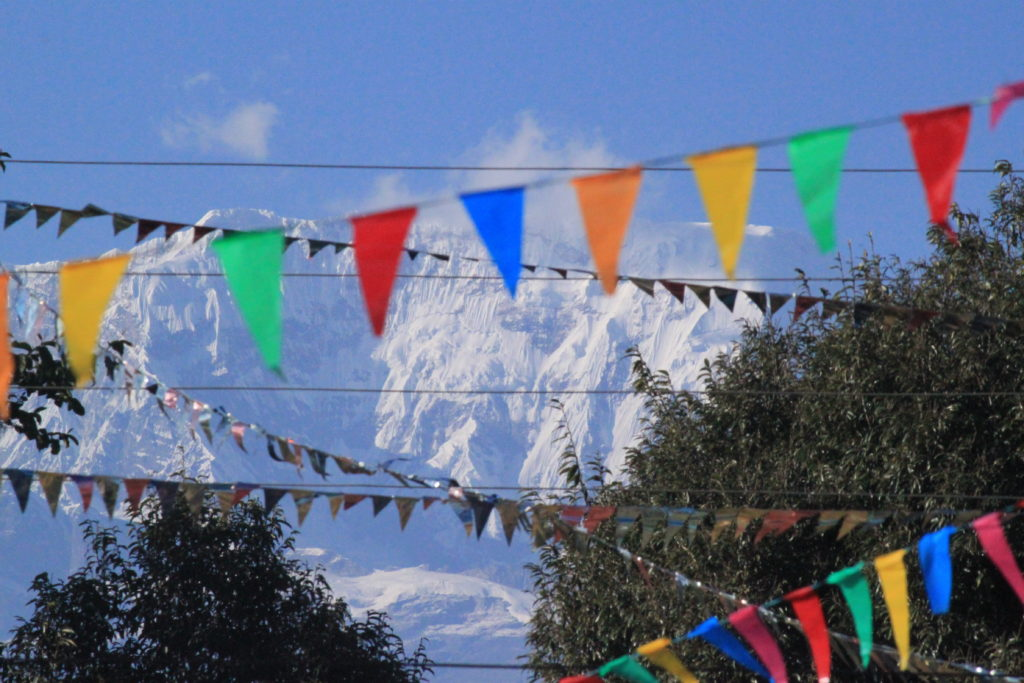 The weeklong event highlighted the beauty and fragility of the Nepalese mountain environment
